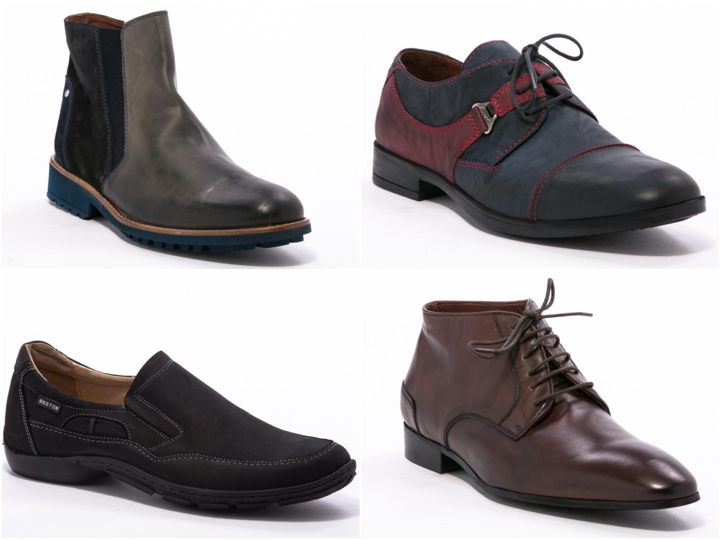 Must have-2016: какая обувь должна быть в мужском гардеробе?