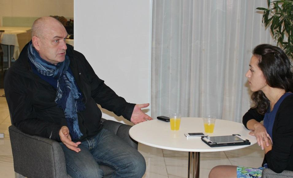 Эксклюзивное интервью с Александром Балуевым