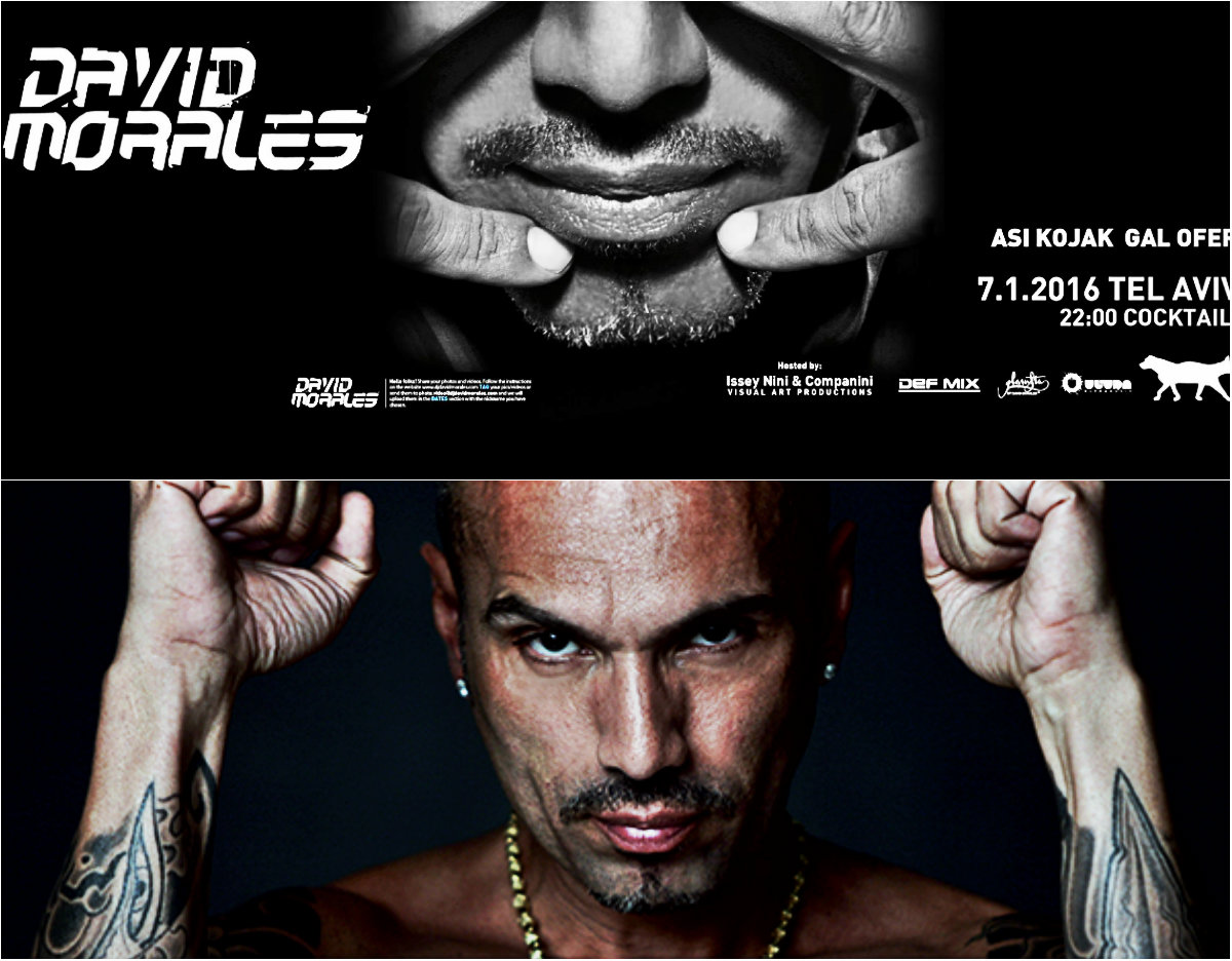 David Morales @ The Cat & The Dog