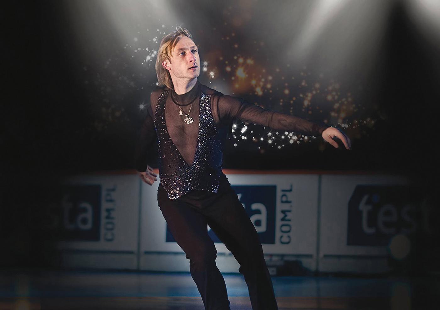 Премьера нового ледового шоу с участием Евгения Плющенко пройдет в Израиле