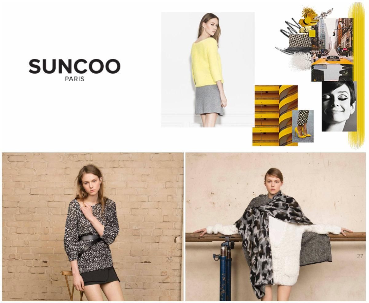 SUNCOO-женская мода прямиком из Парижа!