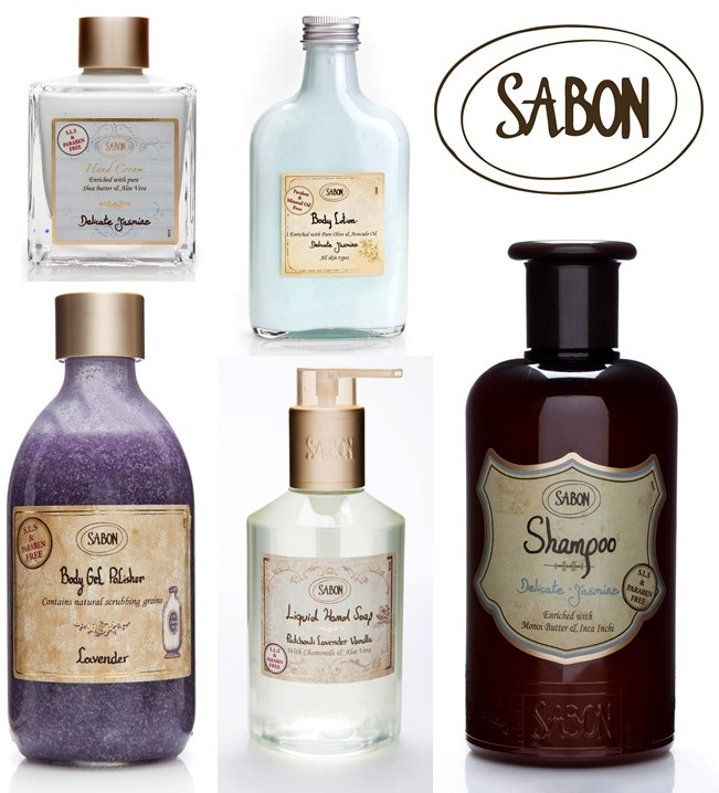 Ласкающие январские скидки в бутиках Sabon