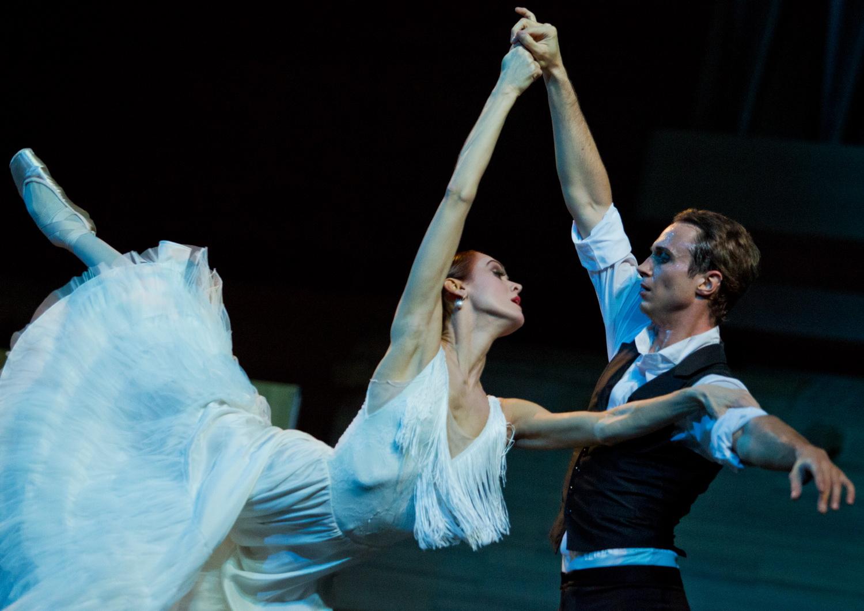 Звезда мировой балетной сцены Ульяна Лопаткина – скоро в Израиле!