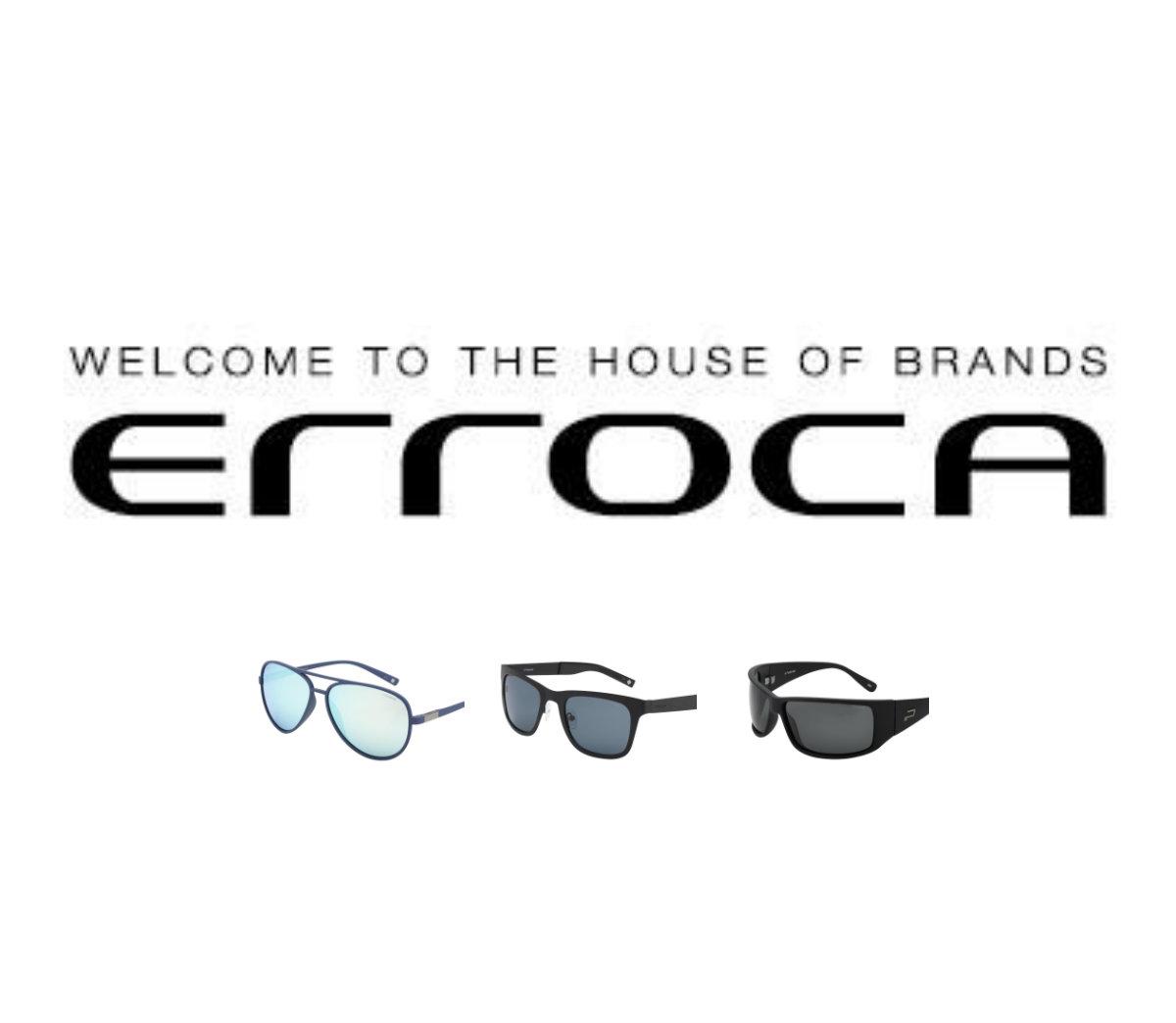 Новые коллекции в Erroca