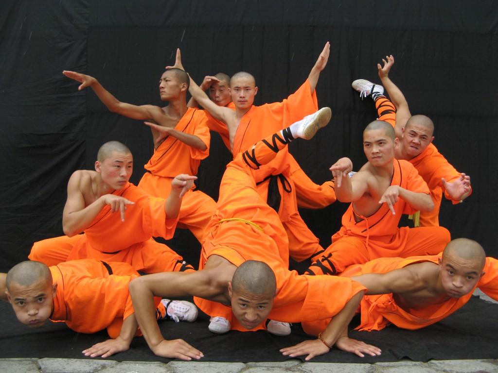 Монахи Шаолиня выступят на фестивале китайской культуры в Центре «Сузан Далаль»