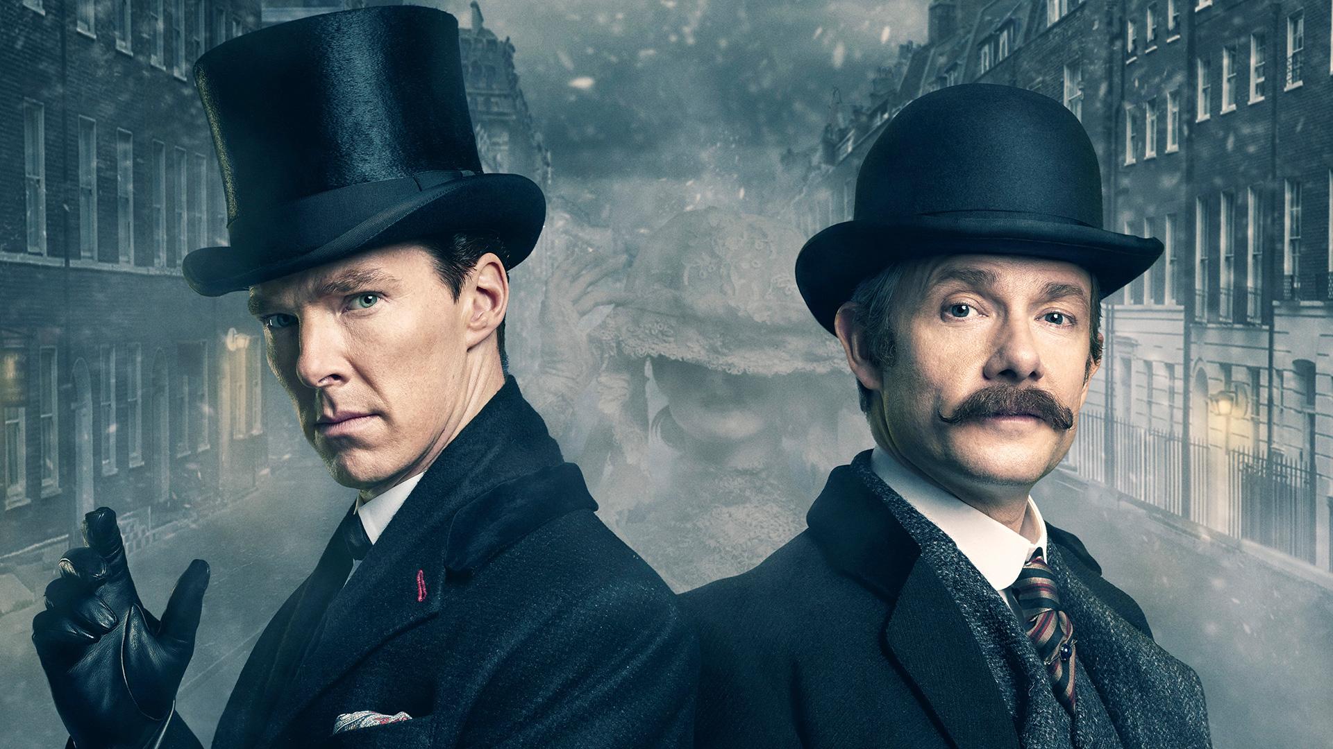Загадочный 2016 год откроет Шерлок Холмс!