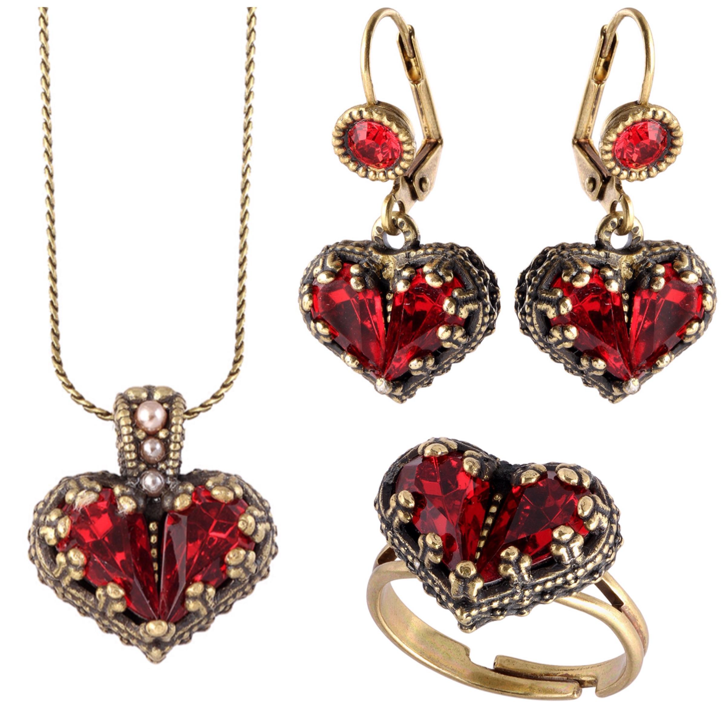 Только для влюбленных: «валентинки» от Michal Negrin и скидки в 25%
