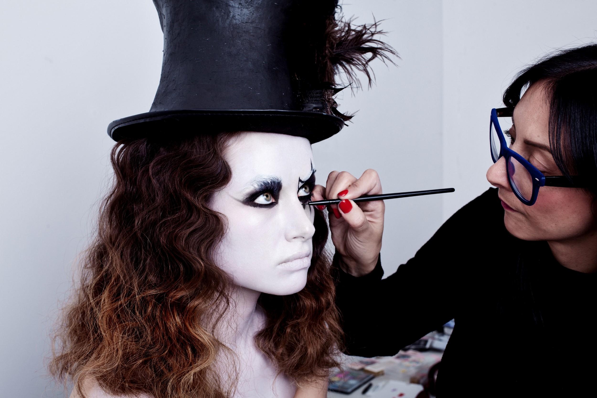 «Sacara»: Маскарадный макияж к Пуриму