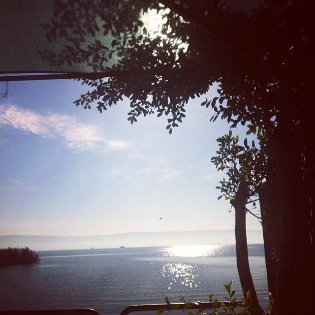 Романтика у берегов Кинерета