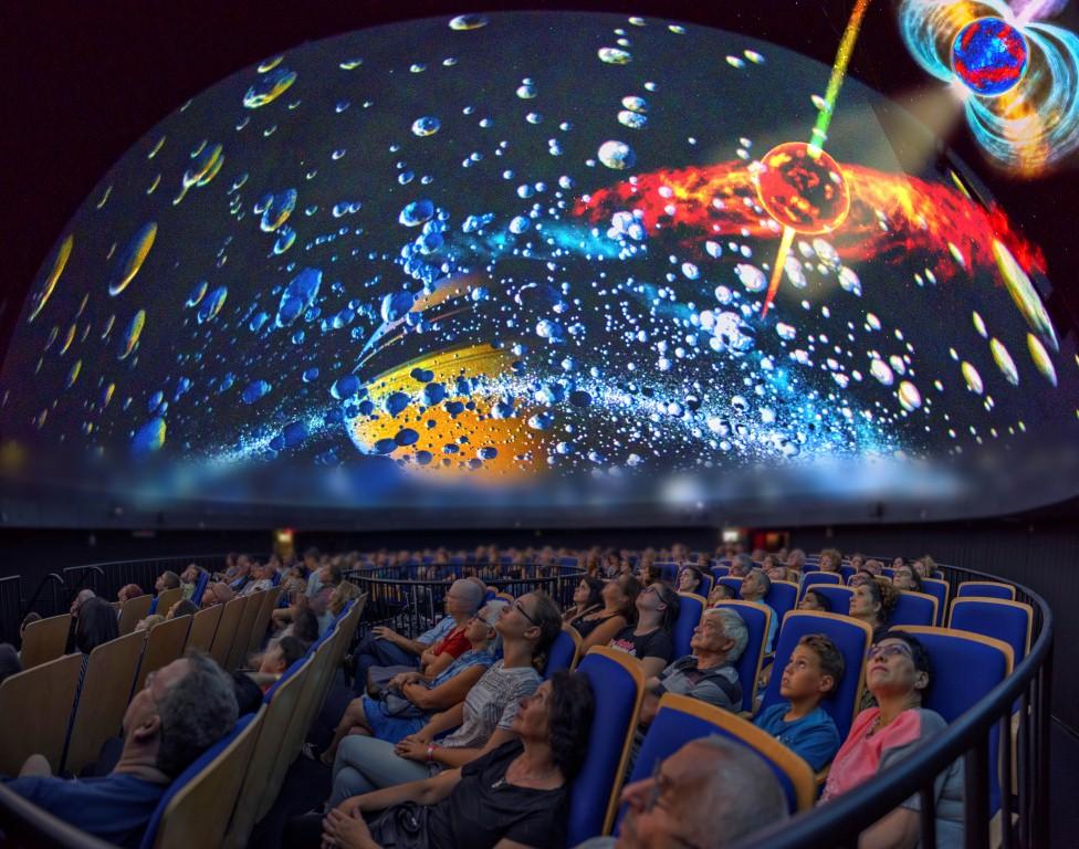 Новые увлекательные представления в Планетарии МУЗА – Музея Эрец-Исраэль в Тель-Авиве. До конца марта 2016 – второй билет со скидкой 50%