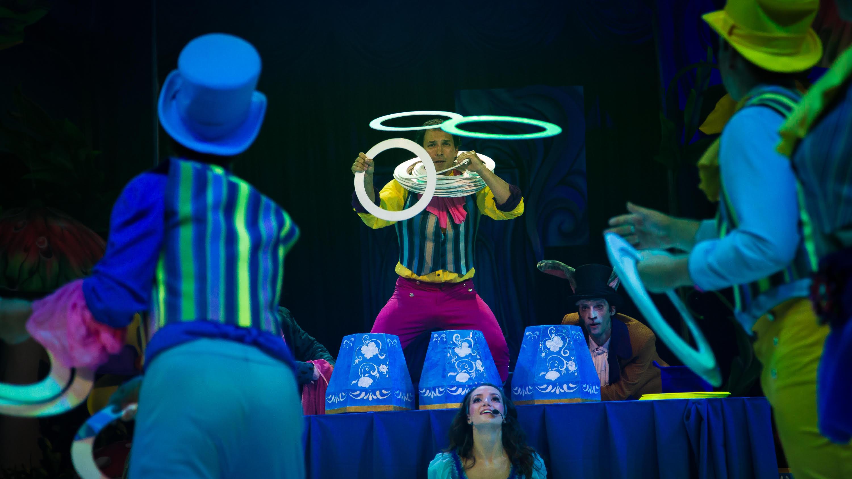 ALISA - цирковой мюзикл7