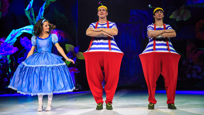 Алиса в стране цирковых чудес