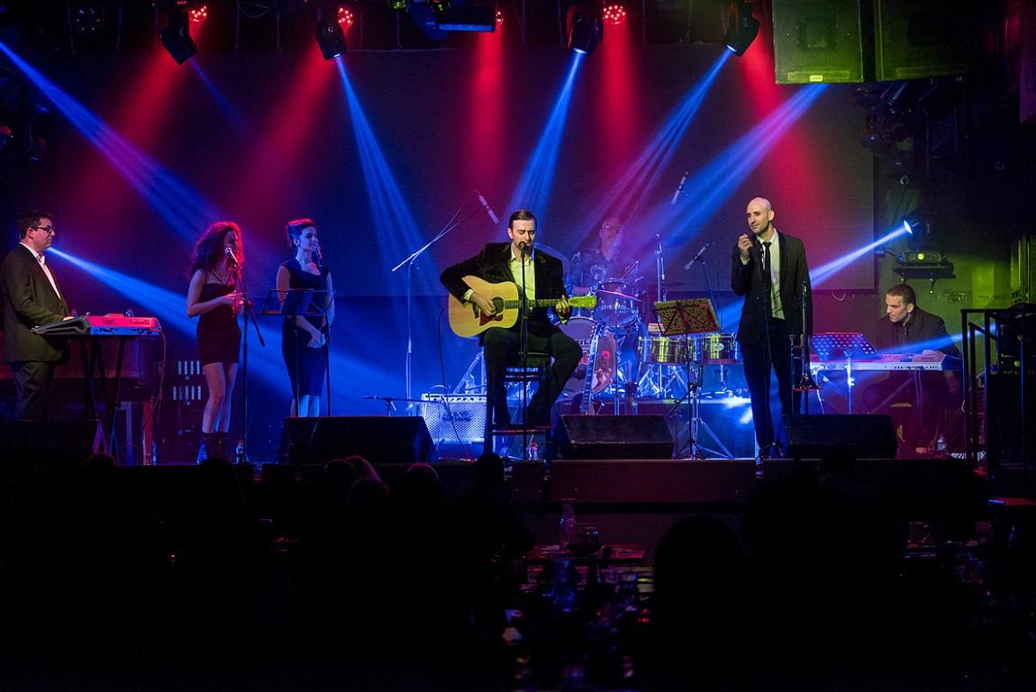 Когда-то в Америке, 4 марта – в Havana-Club в Тель-Авиве