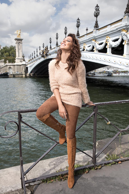 Романтика уюта от Honigman: скидки 50% на свитера и кардиганы