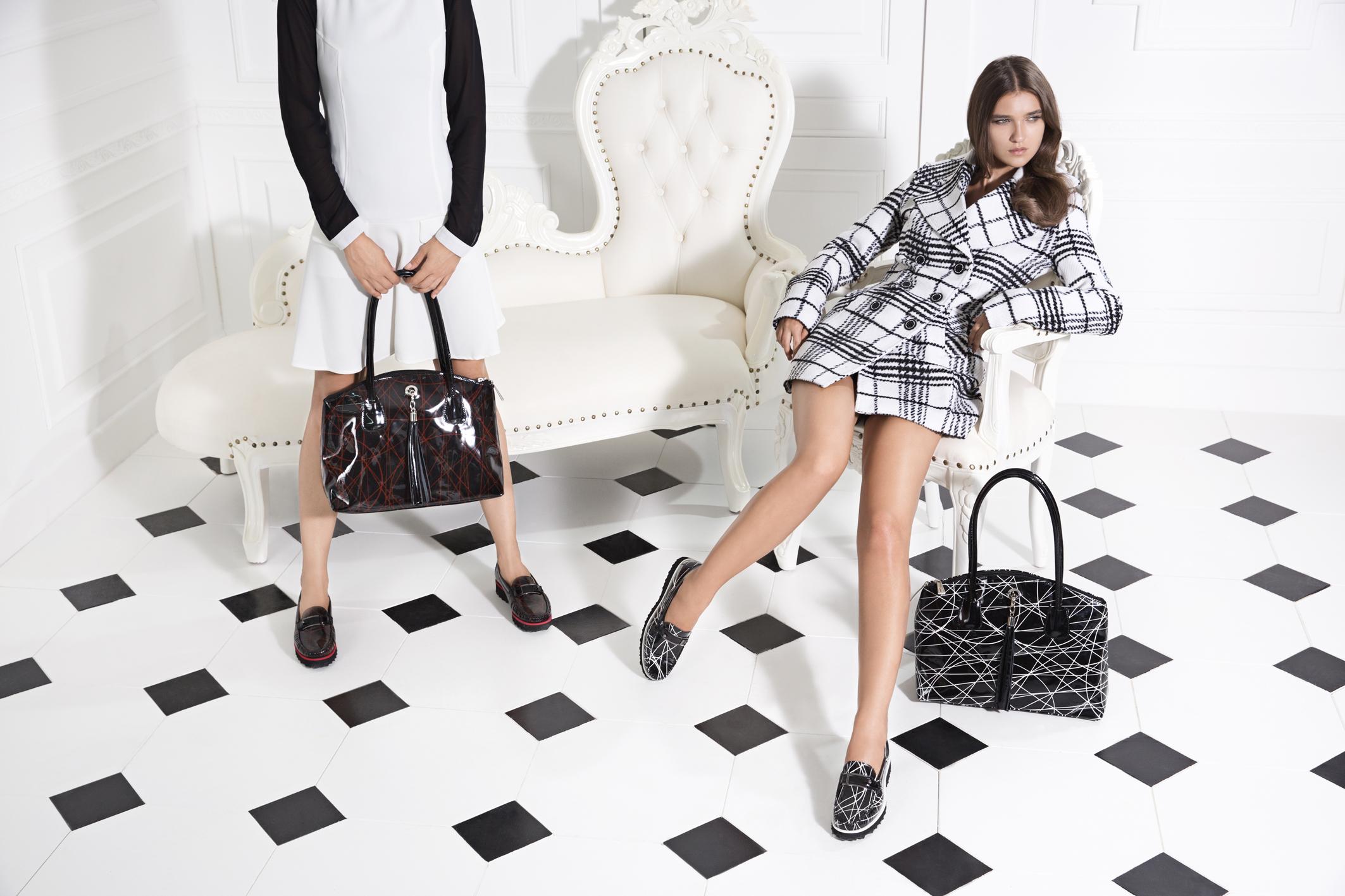 По цветущим лугам с Lafayette Italy: удобные туфли из кожи итальянской выделки