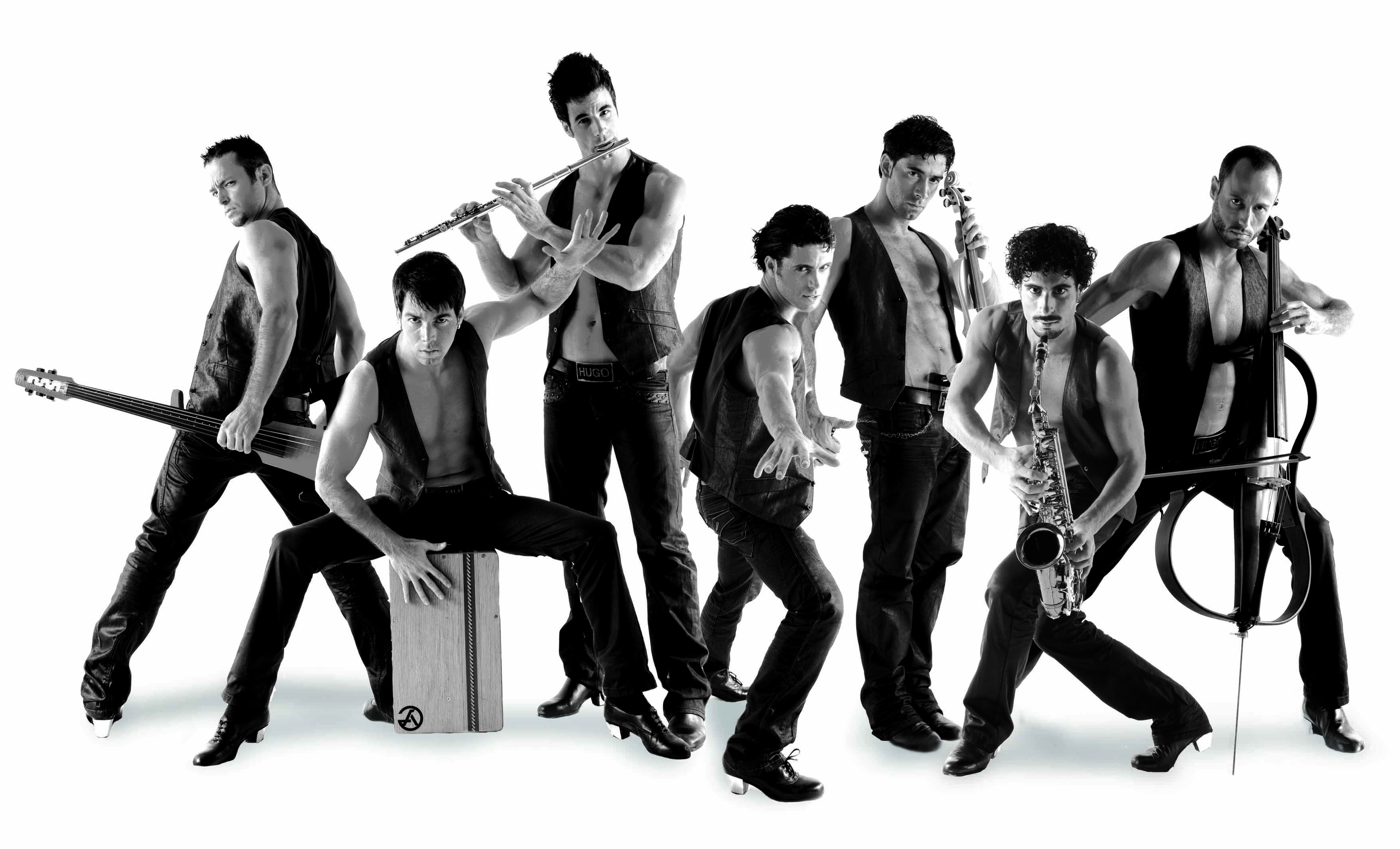 7 братьев Los Vivancos представят в Израиле новое шоу «AETERNUM»