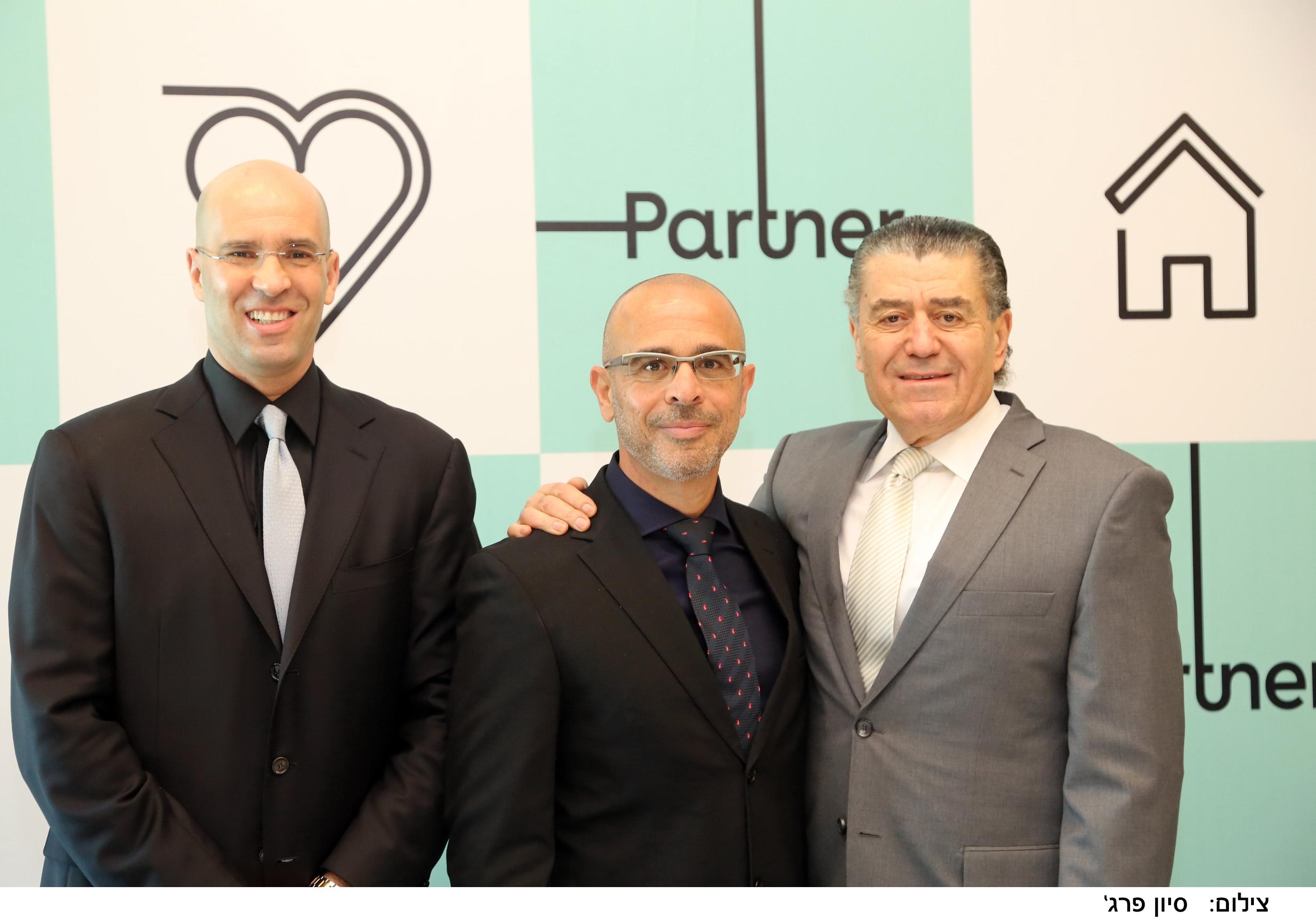 В Израиле: Partner открывает новую страницу!