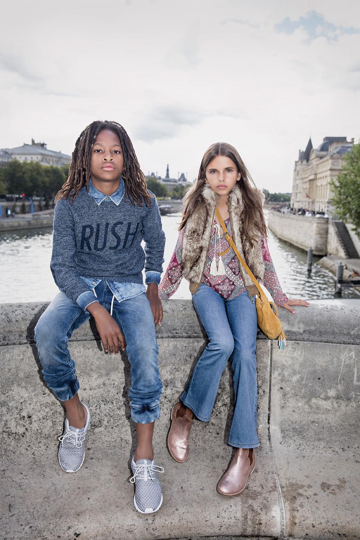Honigman Kids: модные джинсы «как у взрослых» – со скидкой 50%!