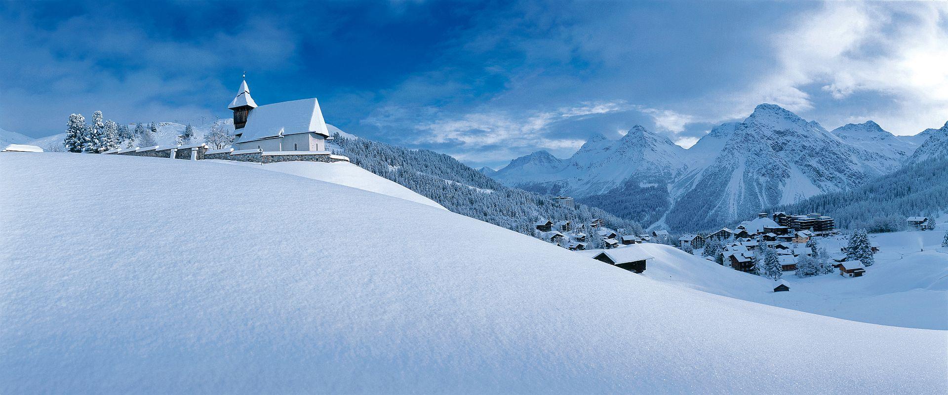 Альпийские лыжные курорты: полезная информация для новичков