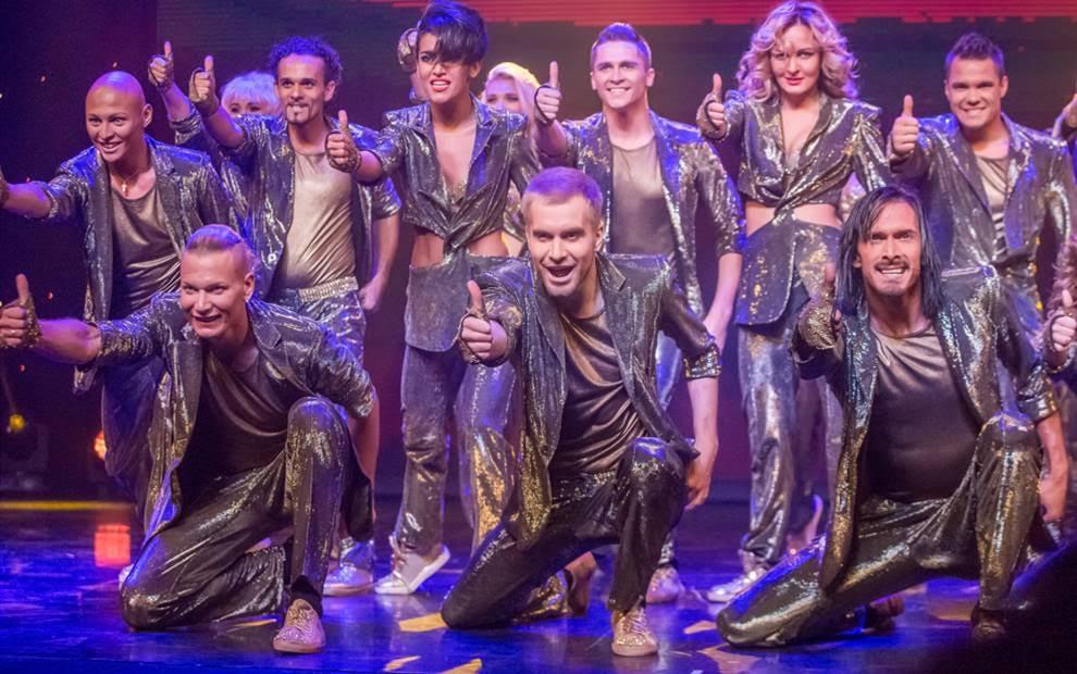 В Израиле начался юбилейный тур шоу-балета «Todes»