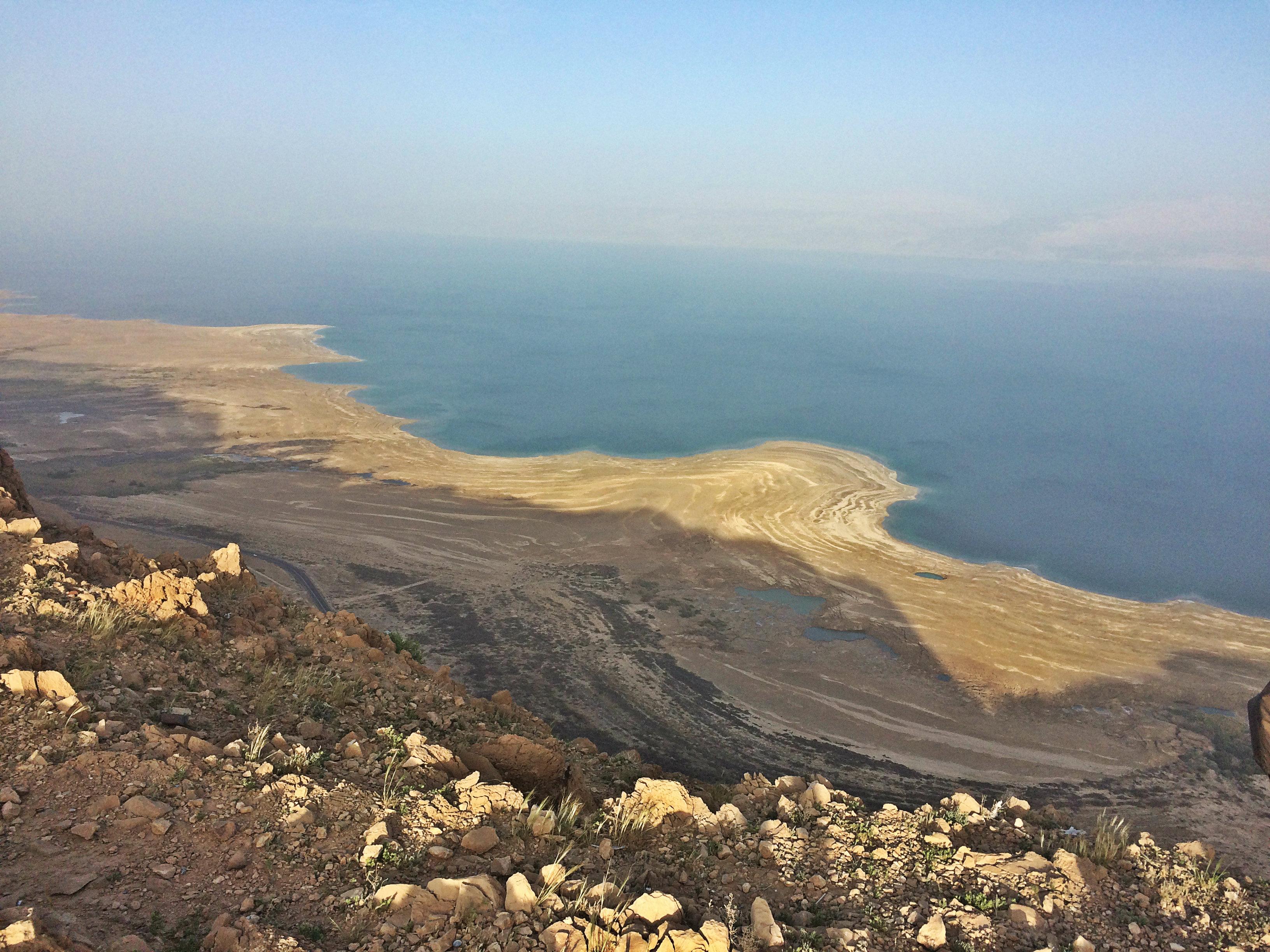 Животворящий отдых на Мертвом море