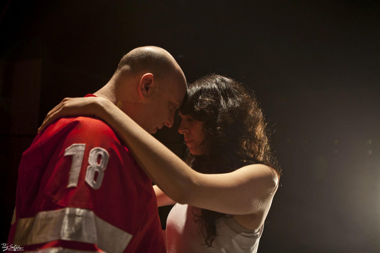 Театр, царапины, любовь