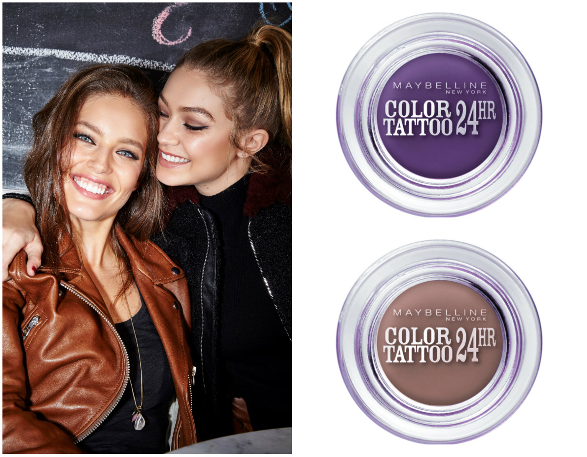 Maybelline Color Tattoo 24 часа
