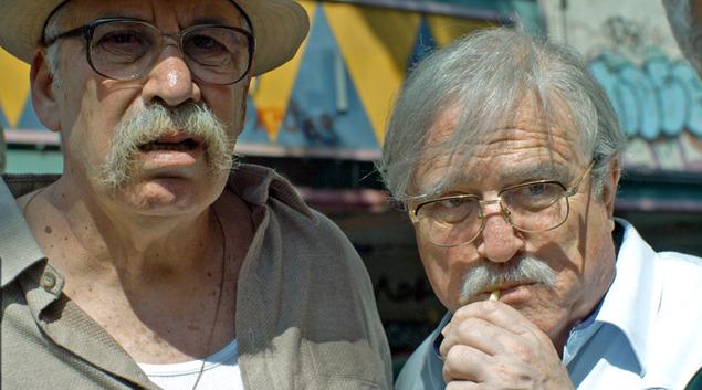 Старики-разбойники по-израильски