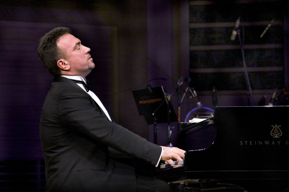 Сергей Жилин и весь этот джаз