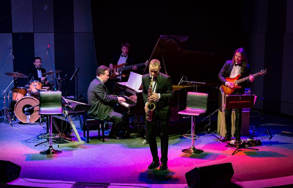 Sergey Jilin i ves etot jazz 2