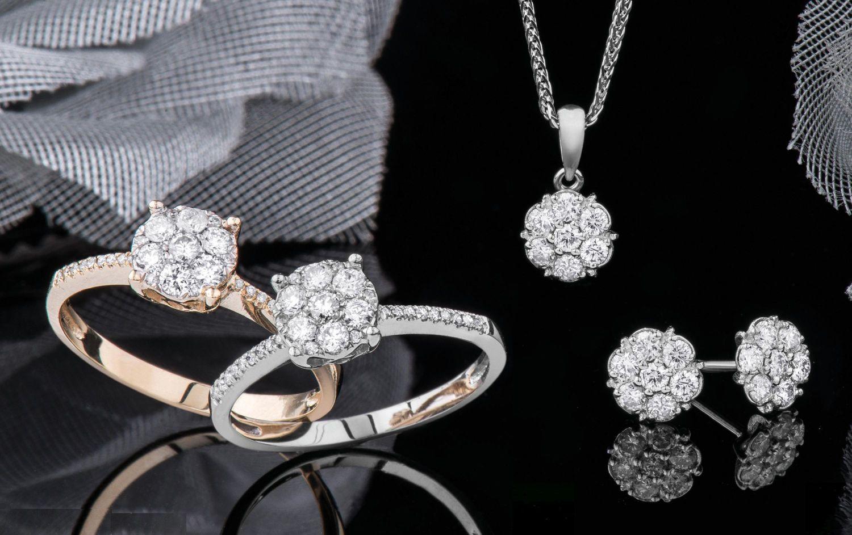 Порадуйте себя украшением с бриллиантом