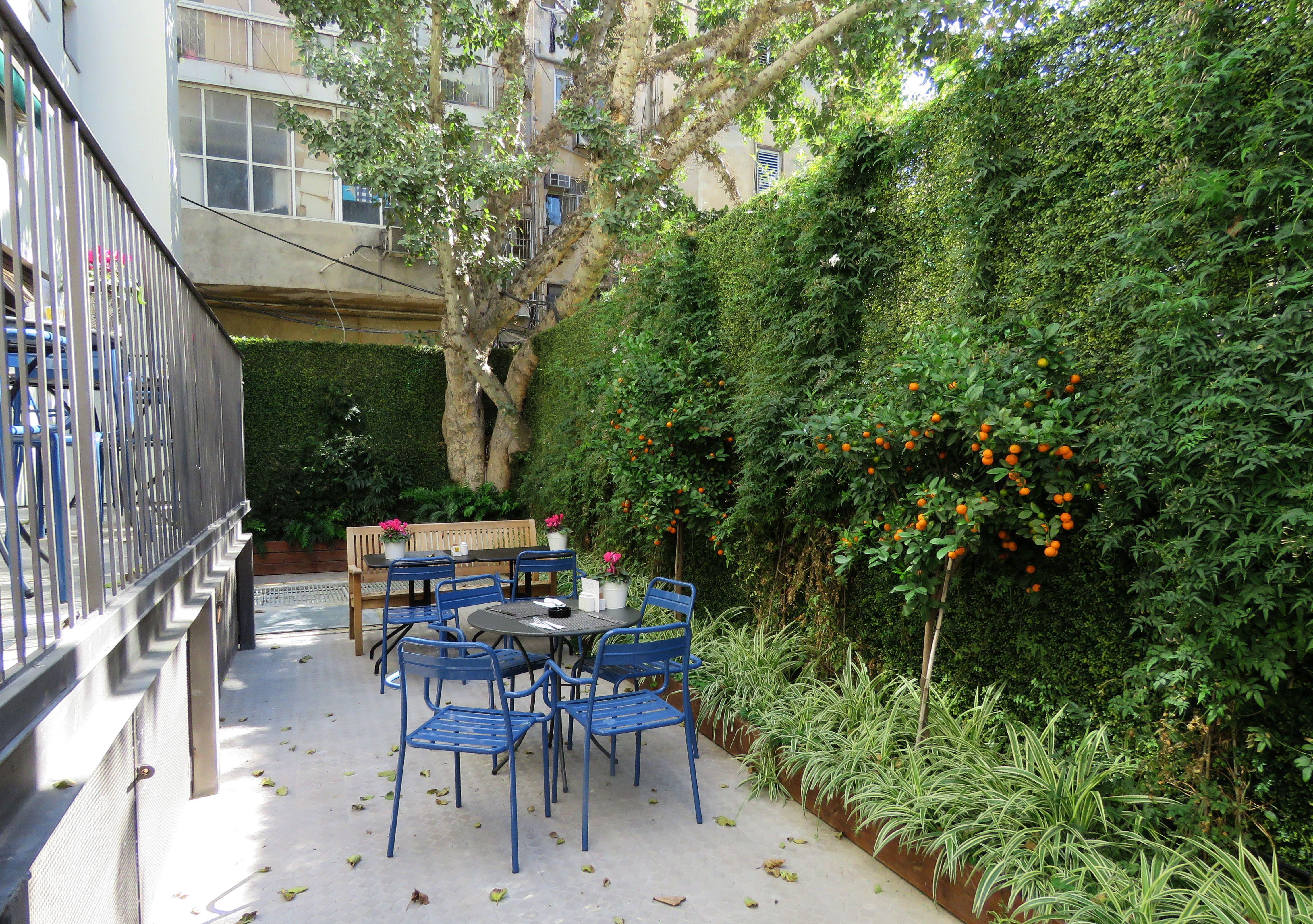 Lily&Bloom – Тель-авивский отель в контексте истории