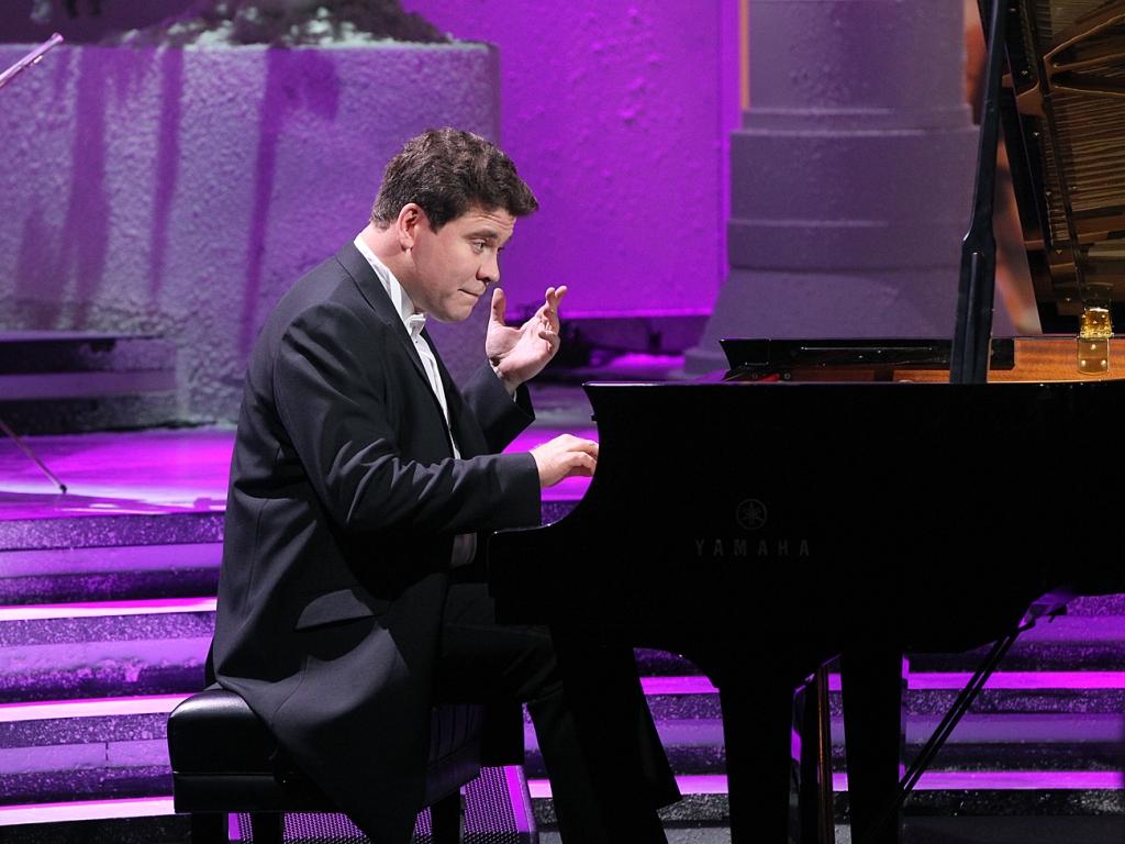Денис Мацуев: «Музыка— вне политики»»