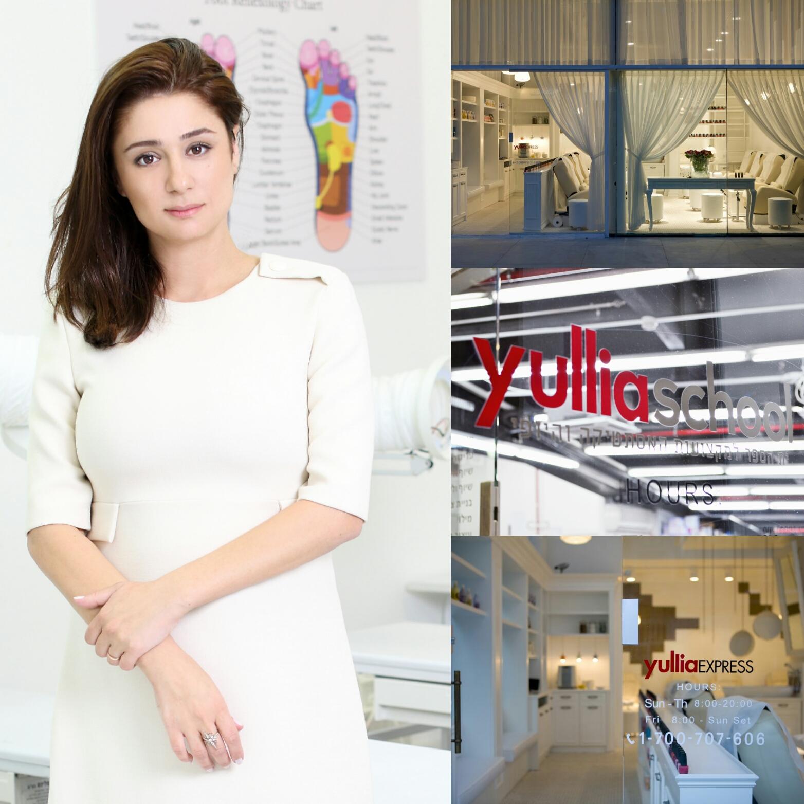 Yulliaschool: работать в индустрии красоты и зарабатывать до 12.000 шек. уже через три месяца