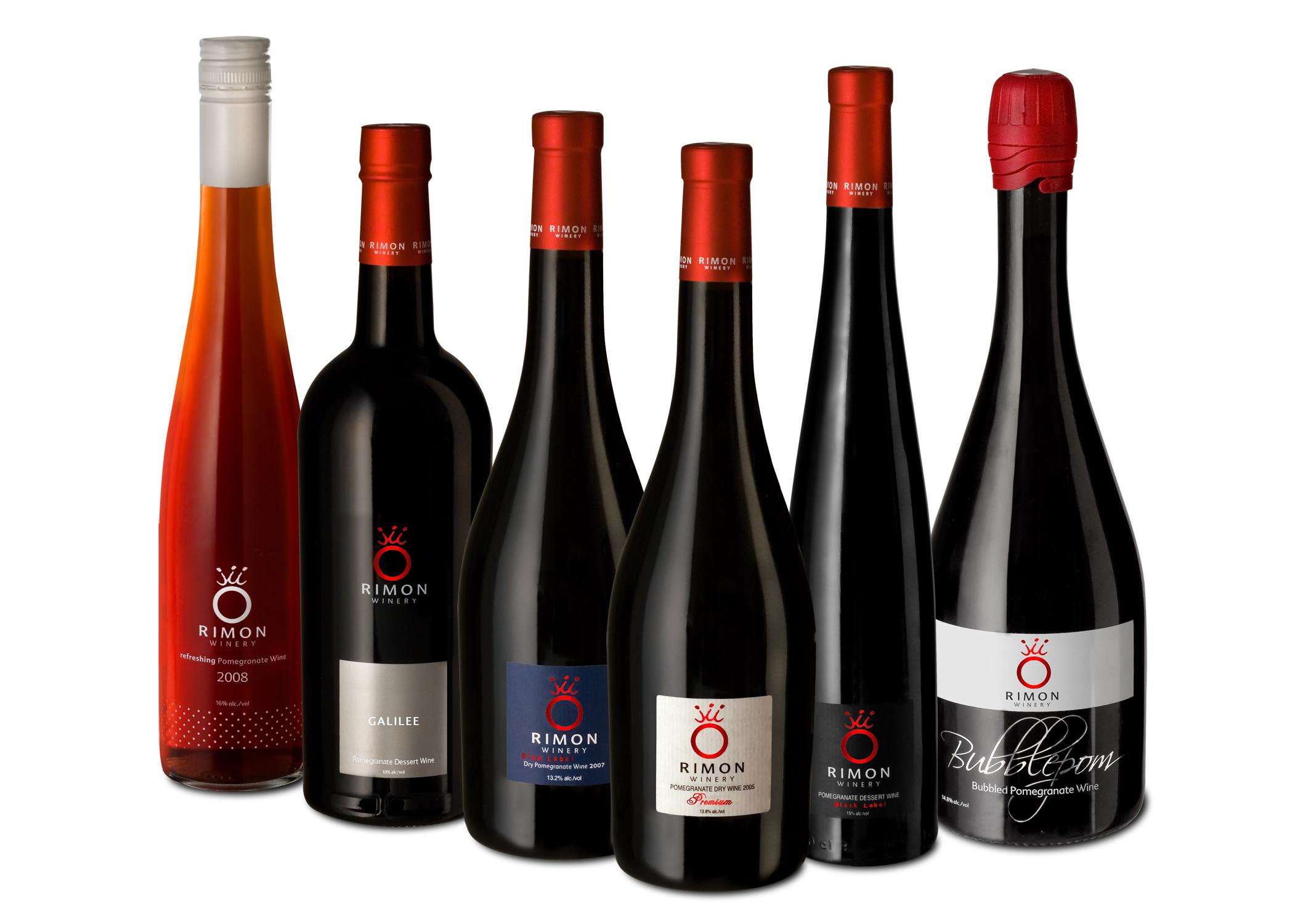 יינות יקב רימון