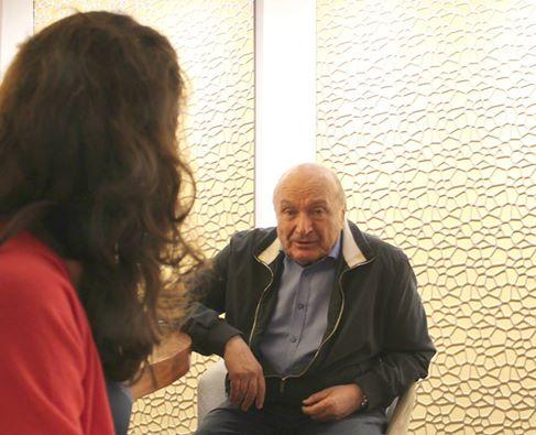 Эксклюзивное интервью с Михаилом Жванецким