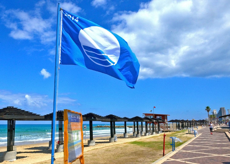 Пляж Дадо Замир (Хайфа) в очередной раз удостоился международного признания