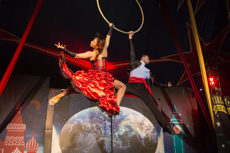 Circus of the world מופע הקרקס הגדול בישראל צילום יורם אשנהיים מותר ...