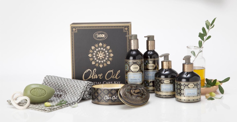 Sabon c гордостью представляет: коллекция деликатесов для тела на основе оливкового масла