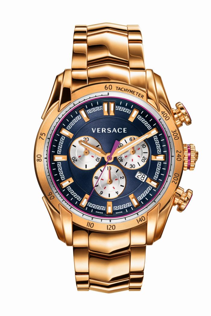 Встречайте – мужские часы Versace V–Ray