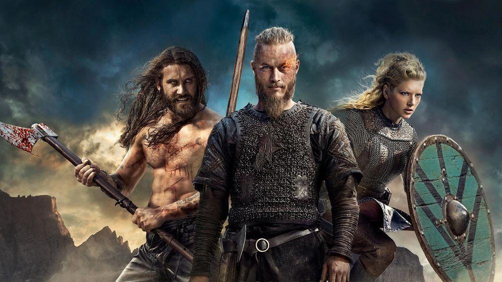 Захватывающее путешествие в мир викингов