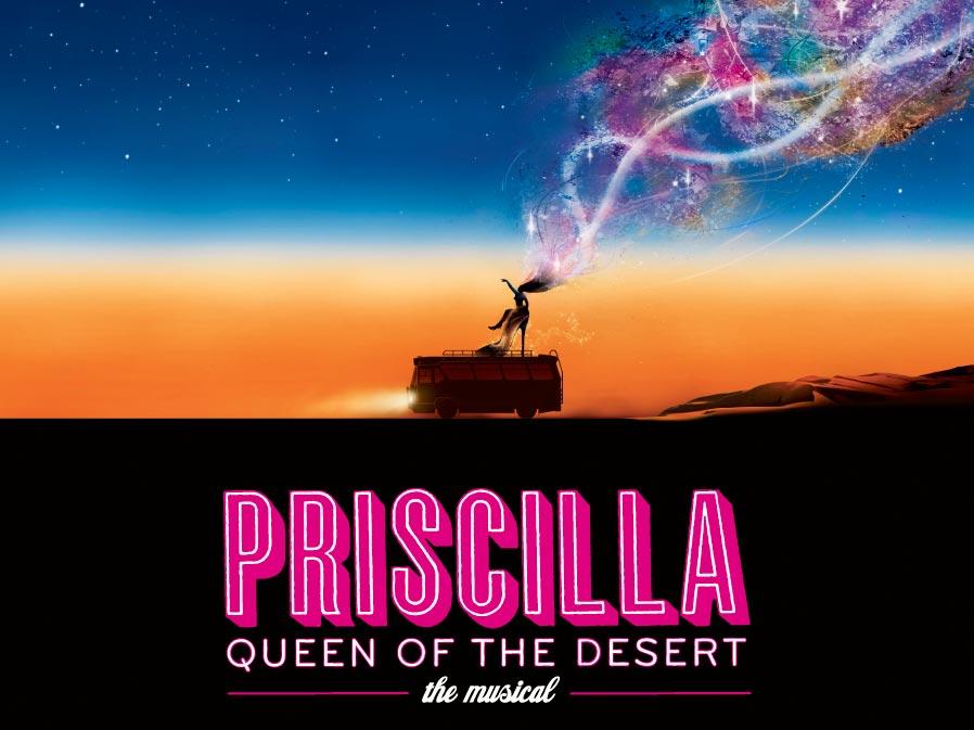 «Присцилла – королева пустыни» – знаменитый и успешный мюзикл в Израиле в начале июля.