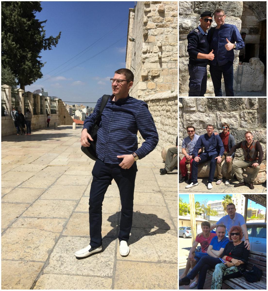 Израиль глазами Юрия Софина