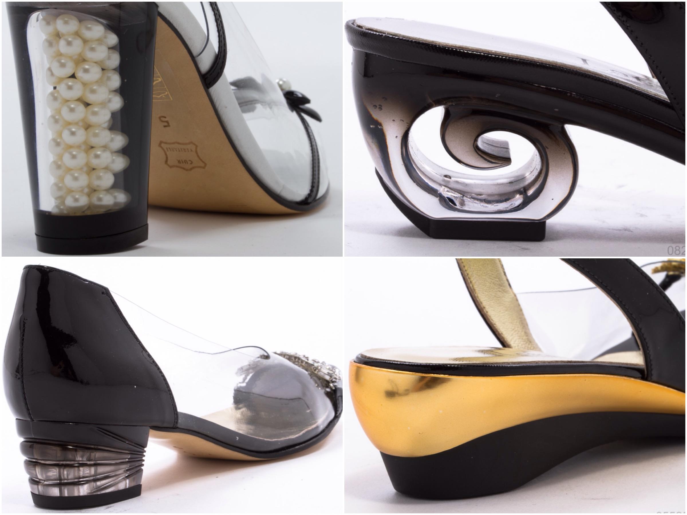 Модная обувь лета 2016: главный акцент – на дизайн каблука