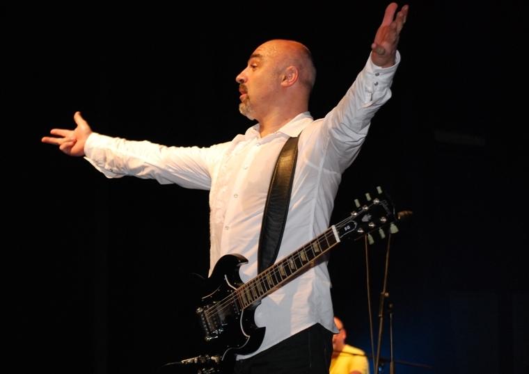 Единственный концерт Левана Ломидзе и группы Blues Cousins в Израиле