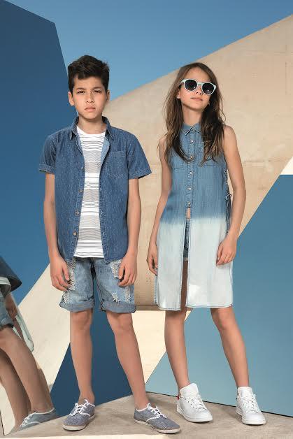 Street fashion kids: все тренды джинсовой коллекции Honigman Kids