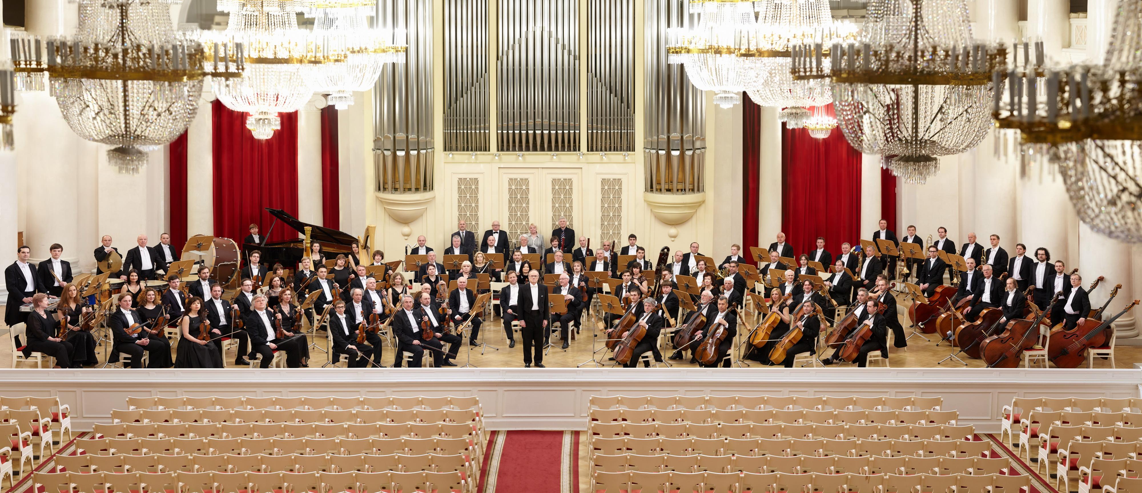 Впервые в Израиле! Академический Симфонический оркестр Санкт-Петербургской филармонии