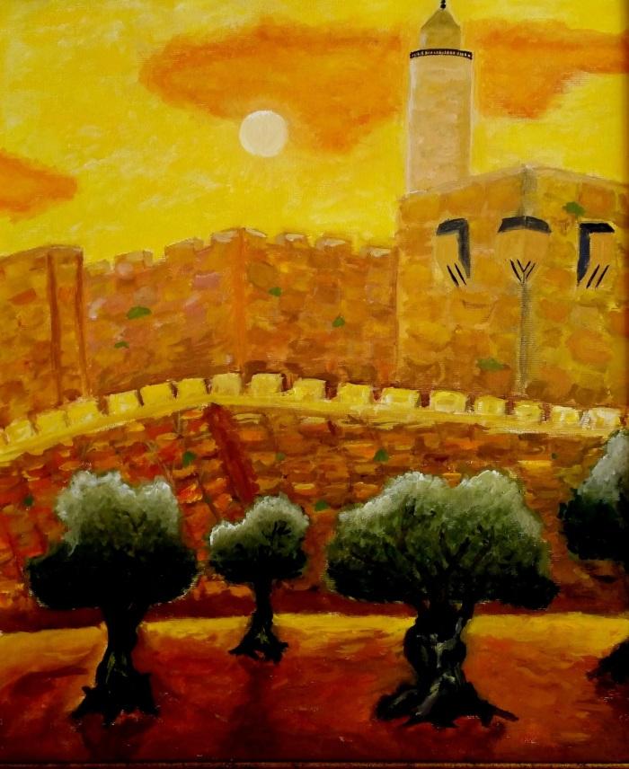 Израиль глазами детей