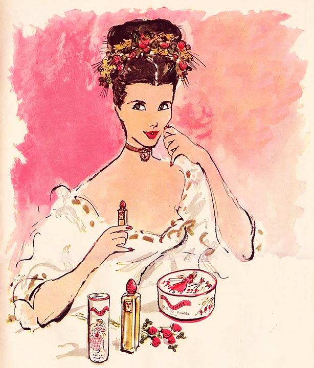 Новая рубрика на сайте Glamur.co.il «Секреты красоты»