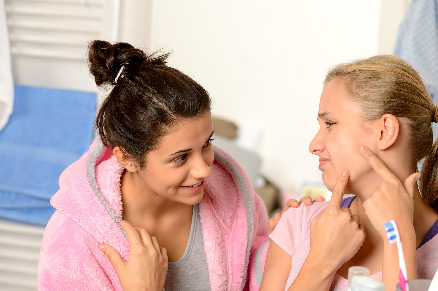 Ищем общий язык с проблемной подростковой кожей